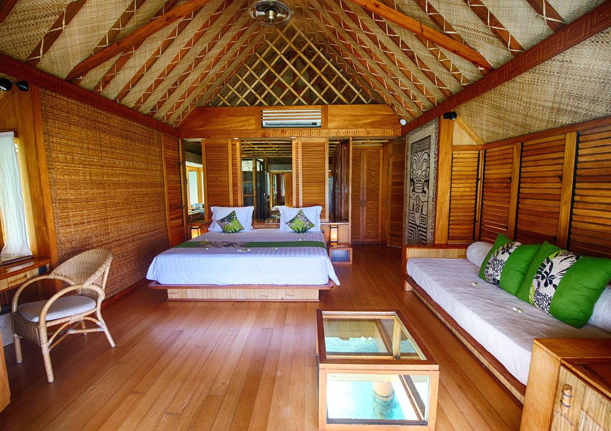 Bora Bora Pearl Beach Resort  Spa  BoraBoraislandcom